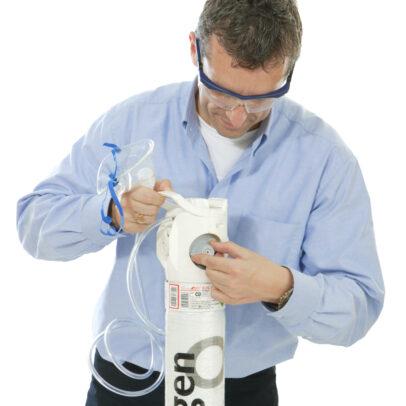 medical gas cylinder training